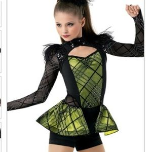 Weissman In love with a Monster Jazz Costume Dance